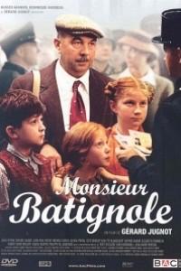 Caratula, cartel, poster o portada de Monsieur Batignole