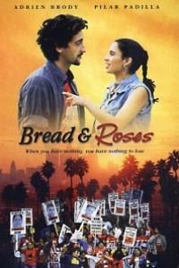Caratula, cartel, poster o portada de Pan y rosas