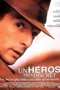 Caratula, cartel, poster o portada de Un héroe muy discreto