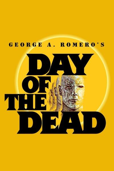 Caratula, cartel, poster o portada de El día de los muertos