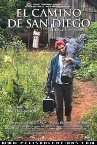 Caratula, cartel, poster o portada de El camino de San Diego