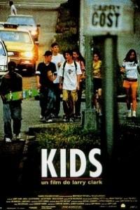 Caratula, cartel, poster o portada de Kids