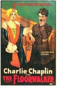 Caratula, cartel, poster o portada de Charlot en la tienda (Charlot, encargado de bazar)