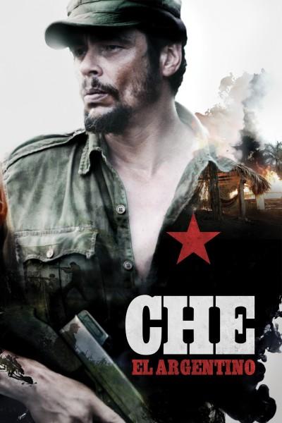 Caratula, cartel, poster o portada de Che: El argentino