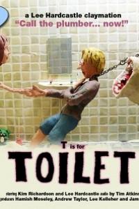 Caratula, cartel, poster o portada de T is for Toilet
