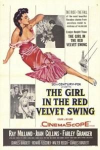 Caratula, cartel, poster o portada de La muchacha del trapecio rojo