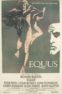 Caratula, cartel, poster o portada de Equus
