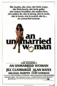 Caratula, cartel, poster o portada de Una mujer descasada