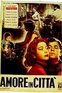 Caratula, cartel, poster o portada de Amor en la ciudad