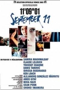 Caratula, cartel, poster o portada de 11\'09\'\'01 - 11 de septiembre