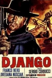 Caratula, cartel, poster o portada de Django