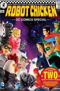 Caratula, cartel, poster o portada de Robot Chicken: DC Comics Special