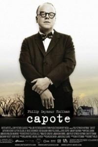 Caratula, cartel, poster o portada de Truman Capote