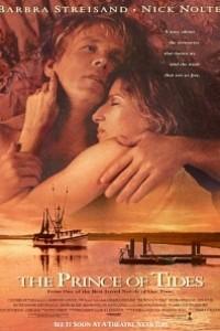 Caratula, cartel, poster o portada de El príncipe de las mareas