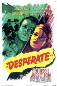 Caratula, cartel, poster o portada de Desesperado