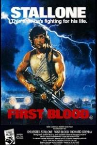 Caratula, cartel, poster o portada de Acorralado (Rambo)