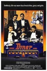 Caratula, cartel, poster o portada de Diner