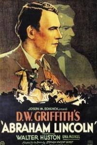 Caratula, cartel, poster o portada de Abraham Lincoln