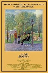 Caratula, cartel, poster o portada de Un pequeño romance