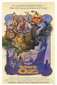 Caratula, cartel, poster o portada de Oz, un mundo fantástico