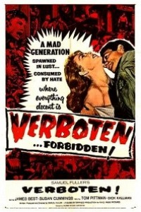 Caratula, cartel, poster o portada de Verboten!