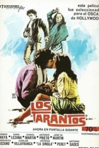 Caratula, cartel, poster o portada de Los Tarantos