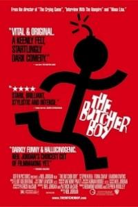 Caratula, cartel, poster o portada de Contracorriente (The Butcher Boy)