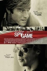 Caratula, cartel, poster o portada de Spy Game (Juego de espías)