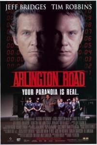 Caratula, cartel, poster o portada de Arlington Road. Temerás a tu vecino
