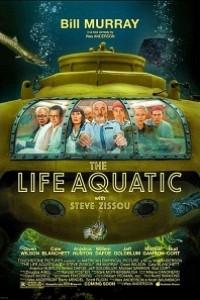 Caratula, cartel, poster o portada de Life Aquatic