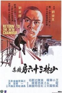 Caratula, cartel, poster o portada de Retorno a Shaolin