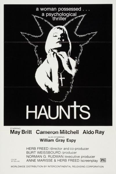 Caratula, cartel, poster o portada de Haunts