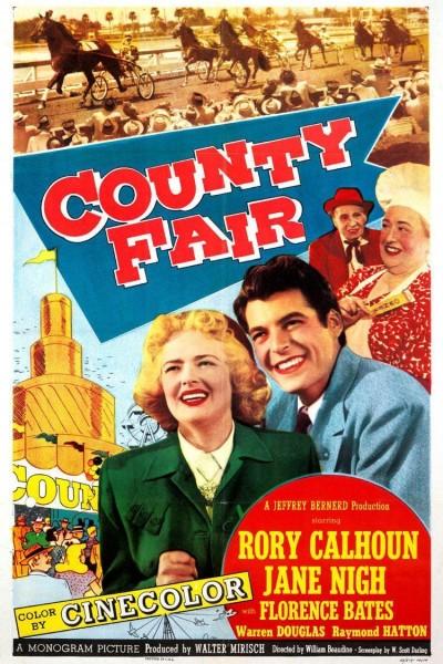Caratula, cartel, poster o portada de County Fair