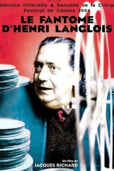 Caratula, cartel, poster o portada de Le fantôme d\'Henri Langlois
