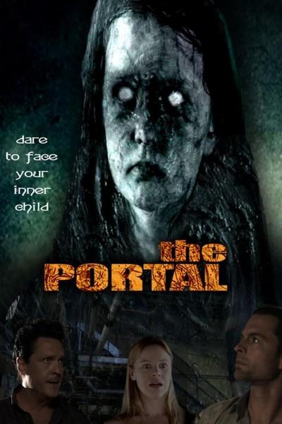 Caratula, cartel, poster o portada de The Portal