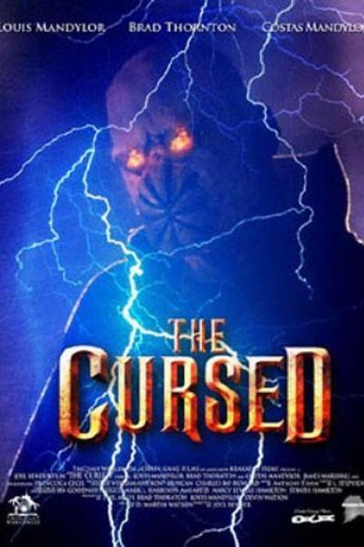 Caratula, cartel, poster o portada de The Cursed