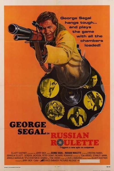 Caratula, cartel, poster o portada de La ruleta rusa