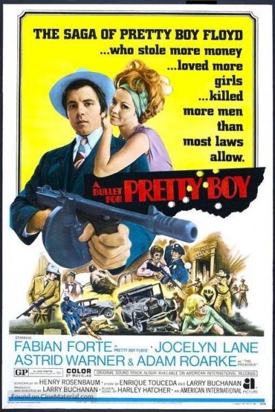 Caratula, cartel, poster o portada de Una bala para Pretty Boy