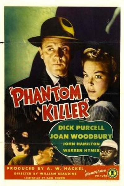 Caratula, cartel, poster o portada de Phantom Killer