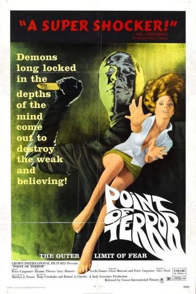 Caratula, cartel, poster o portada de Point of Terror