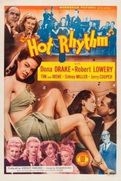 Caratula, cartel, poster o portada de Hot Rhythm