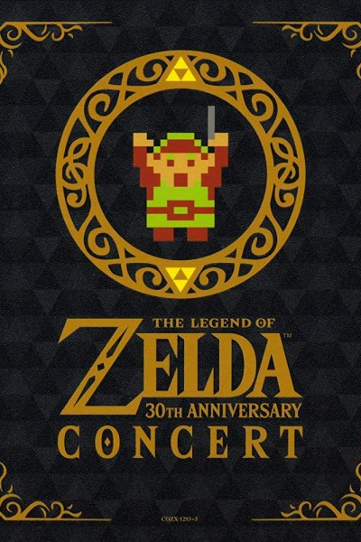 Caratula, cartel, poster o portada de The Legend of Zelda 30th Anniversary Concert