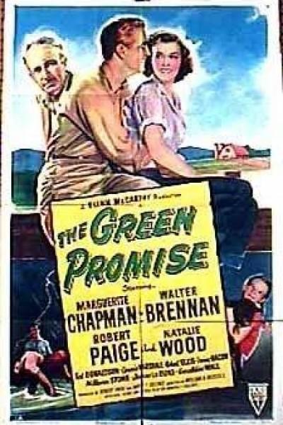 Caratula, cartel, poster o portada de La promesa verde