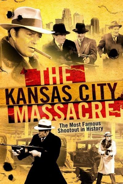 Caratula, cartel, poster o portada de The Kansas City Massacre