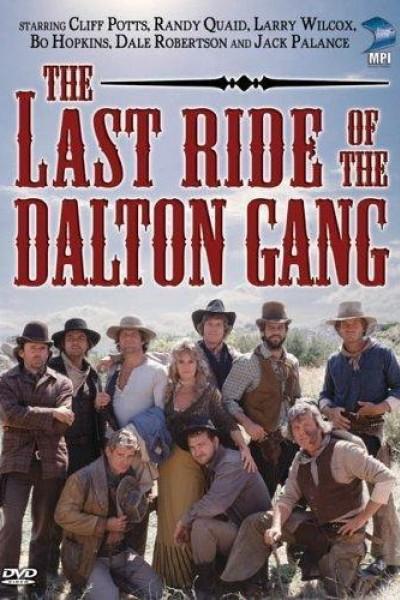 Caratula, cartel, poster o portada de El último atraco de los Dalton