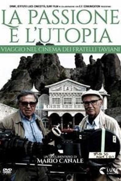 Caratula, cartel, poster o portada de La passione e l\'utopia