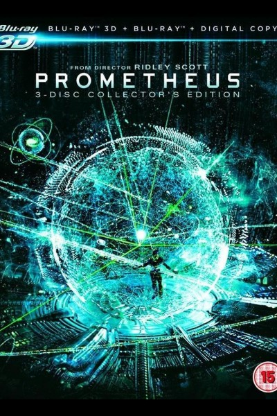 Caratula, cartel, poster o portada de Los Dioses Furiosos: Documental haciendo Prometheus