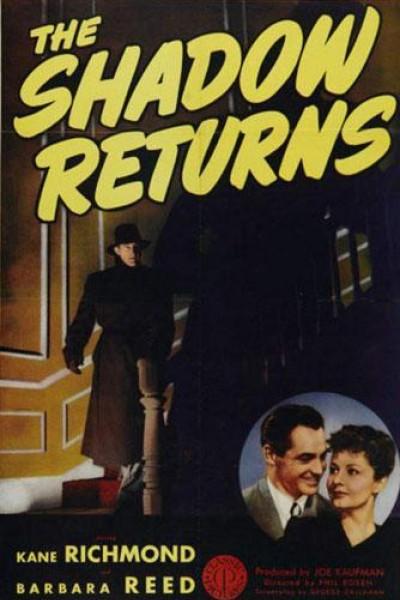 Caratula, cartel, poster o portada de The Shadow Returns