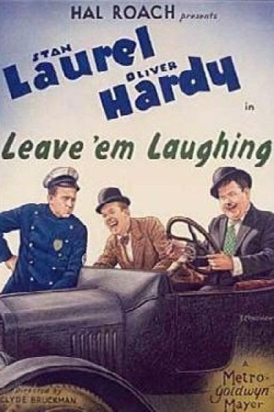 Caratula, cartel, poster o portada de Leave \'Em Laughing