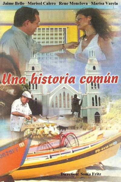 Caratula, cartel, poster o portada de Una historia común